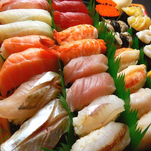 江東区 出前 寿司