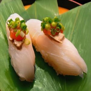寿司 出前 ウスバハギ