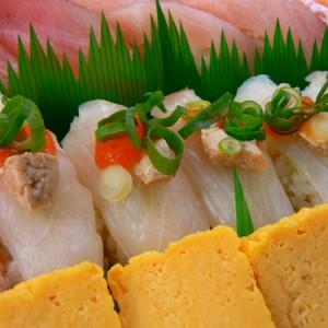 寿司 出前 京山