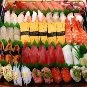 出前 中央区 寿司