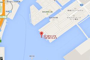 寿司 出前 東京湾大華火祭