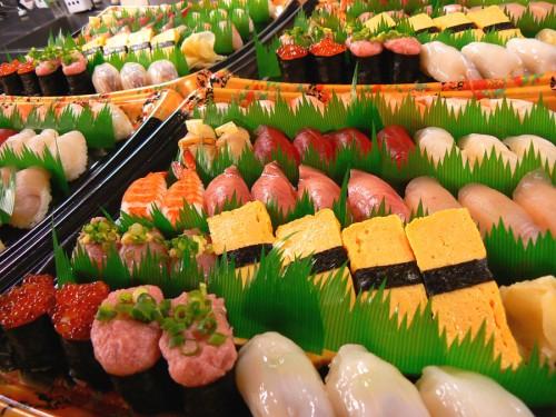霞ヶ関 寿司 出前