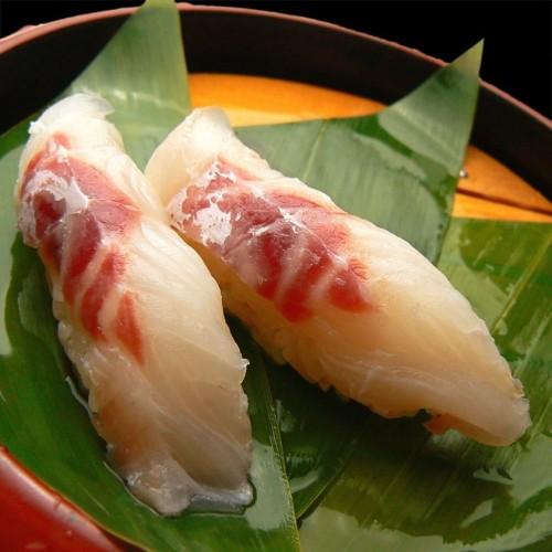 寿司 ハマフエフキ