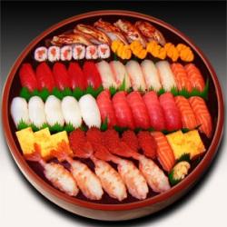 宅配寿司 白河