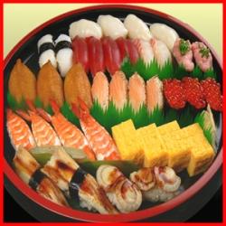 越中島 宅配寿司
