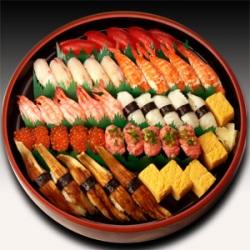 潮見 宅配寿司
