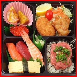 宅配寿司 七五三