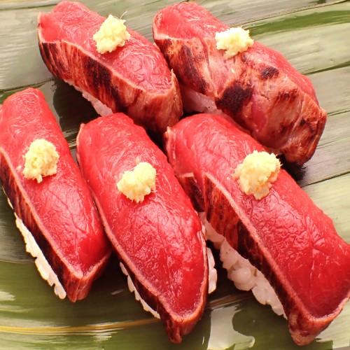 馬刺 寿司